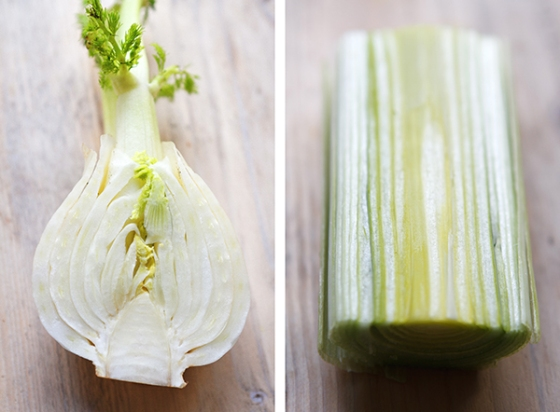 Fennel & Celery Soup | Fig & Honey