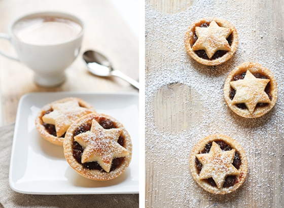 Mince Pies | Fig & Honey