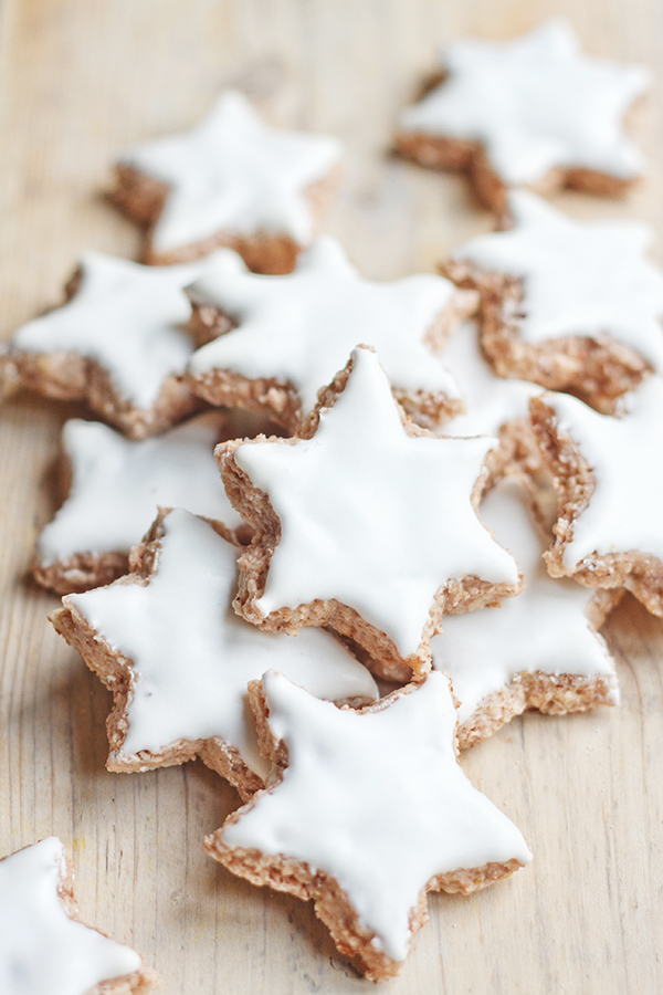 Zimtsterne     German Christmas Cookies Fig   Honey ZtfVuZ4R